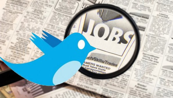 Twitter and employability