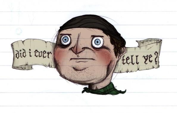 nick's fault illustrator